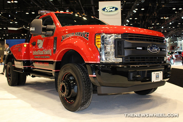 All-New Ford F-Series Super Duty