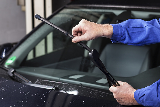 How to Change Your Windshield Wiper Blades in 4 Easy Steps
