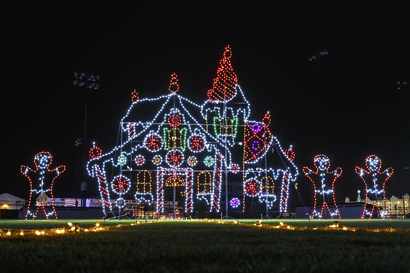 Christmas Lights | Paducah, KY | Chip Wynn Motors